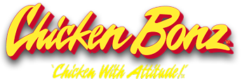 Chicken Bonz in Springfield and Bend, Oregon Logo